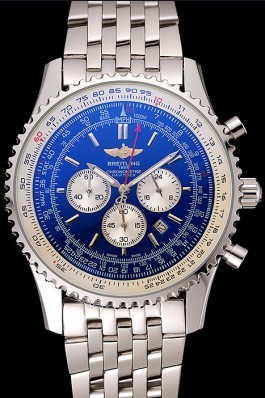 Stainless Steel Band Top Quality Luxury Navitimer Steel Link Watch 4158 Replica Designer Watches
