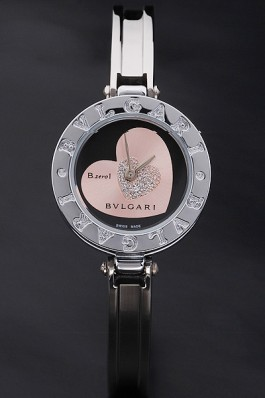 Stainless Steel Band Top Quality Bvlgari Silver Stainless Steel Watch 4321 Bvlgari Replica Watch