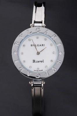 Stainless Steel Band Top Quality Stainless Circular Bvlgari Luxury Watch 4320 Bvlgari Replica Watch