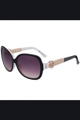 Replica Givenchy Square Diamond Logo White Sunglasses 307829