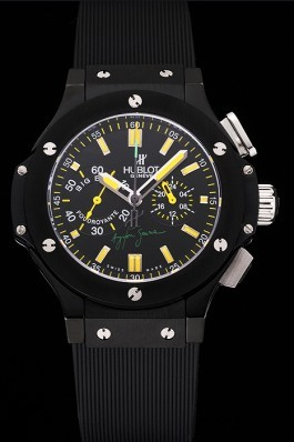 Hublot Big Bang Foudroyante Senna  Replica Watch Hublot