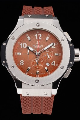Hublot Big Bang King Cappuccino Brown Dial Watch Replica Watch Hublot