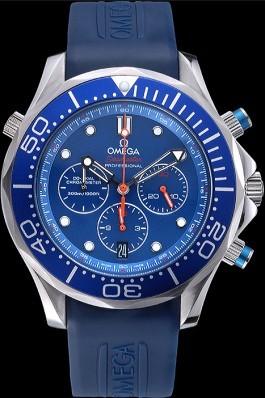 Omega Seamaster Professional Emirates Team 2013 Blue 622045 Omega Replica Seamaster