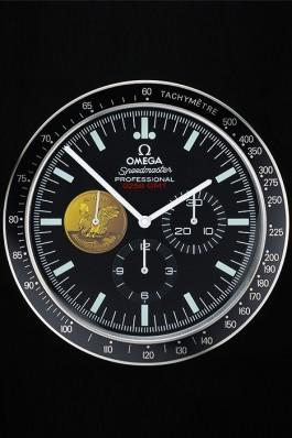 Omega Speedmaster Apollo Wall Clock 622470 Omega Speedmaster Replica