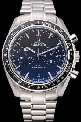 Omega Speedmaster Black Dial Stainless Steel Case And Bracelet 622801 Omega Speedmaster Replica