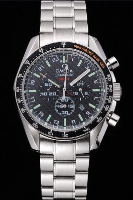 Omega Speedmaster HB-SIA GMT Chronograph Numbered Edition 622401 Omega Speedmaster Replica