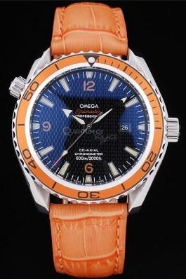 Omega Swiss Seamaster Planet Ocean 007 som32 Omega Replica Seamaster