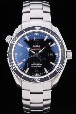 Omega Swiss Seamaster Planet Ocean 007 som34 Omega Replica Seamaster