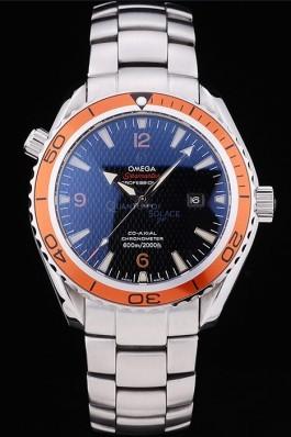 Omega Swiss Seamaster Planet Ocean 007 som36 Omega Replica Seamaster