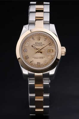 Stainless Steel Band Top Quality Rolex Datejust Luxury Watch 136 5078 Replica Rolex Datejust