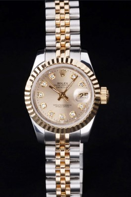 Stainless Steel Band Top Quality Rolex Gold Luxury Watch 13 5074 Replica Rolex Datejust