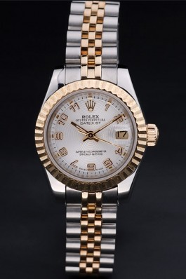 Stainless Steel Band Top Quality Rolex Silver Luxury Watch 146 5086 Replica Rolex Datejust