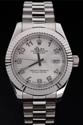 Stainless Steel Band Top Quality Rolex Datejust Luxury Watch 214 5132 Replica Rolex Datejust