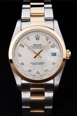 Stainless Steel Band Top Quality Rolex Luxury Gold Watch 5255 Replica Rolex Datejust