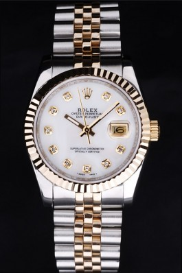Stainless Steel Band Top Quality Gold Datejust Luxury Watch 5270 Replica Rolex Datejust