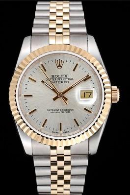 Gold Top Quality Rolex Gold Swiss Mechanism Luxury Watch 5318 Replica Rolex Datejust