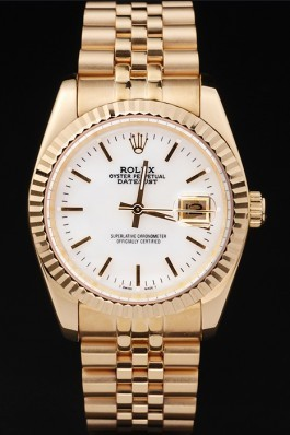 Gold Top Quality Gold Datejust Swiss Mechanism Luxury Watch 5325 Replica Rolex Datejust