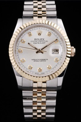 Gold Top Quality Rolex Datejust Swiss Mechanism Luxury Watch 5320 Replica Rolex Datejust
