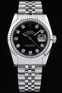 Datejust Swiss Top Quality Silver Mechanism Luxury Watch 5326 Replica Rolex Datejust