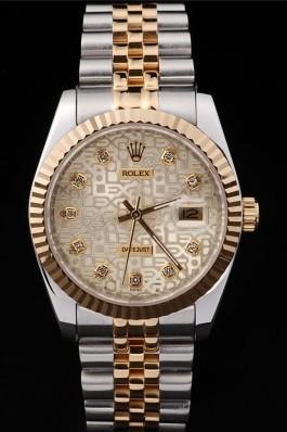 Gold Top Quality Rolex Swiss Mechanism Gold Luxury Watch 5339 Replica Rolex Datejust
