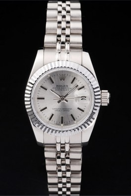 Silver Swiss Top Quality Rolex Mechanism Luxury Watch 5380 Replica Rolex Datejust