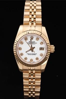 Gold Top Quality Rolex Datejust Swiss Mechanism Luxury Watch 5385 Replica Rolex Datejust
