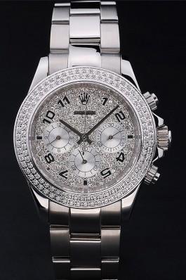 Stainless Steel Band Top Quality Silver Luxury Rolex Daytona Watch 5091 Rolex Daytona Replica