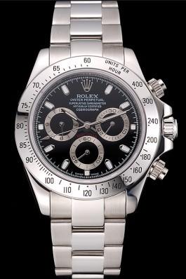 Stainless Steel Band Top Quality Silver Daytona Swiss Mechanism Luxury Watch 5357 Rolex Daytona Replica