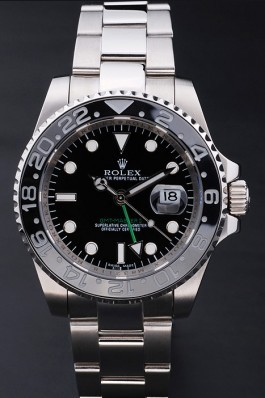 Stainless Steel Band Top Quality Rolex Master II Silver Luxury Watch 171 5101 Rolex Replica Gmt