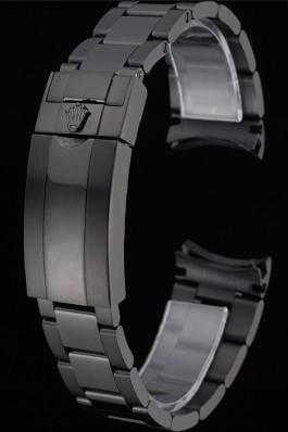 Rolex Ion Plated Stainless Steel Link Bracelet 622493 Replica Rolex Bracelet