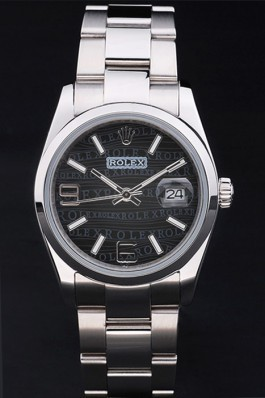 Stainless Steel Band Top Quality Rolex Silver Luxury Watch 189 5113 Rolex Watch Replica