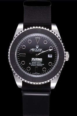 Rolex Stealth Submariner Black 621988 Rolex Submariner Replica