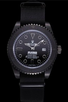 Rolex Stealth Submariner Black 621993 Rolex Submariner Replica