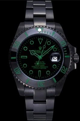 Rolex Stealth Submariner Black Ceramic 622007 Rolex Submariner Replica
