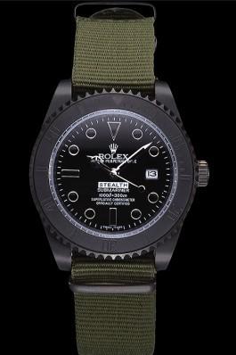 Rolex Stealth Submariner Olive 621995 Rolex Submariner Replica