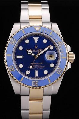 Rolex Submariner Blue Bezel Blue Dial 98230 Rolex Submariner Replica