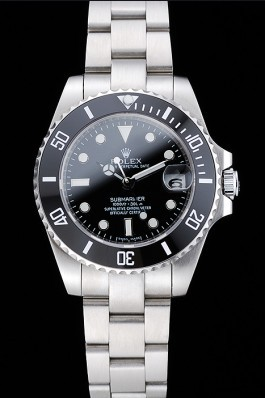Rolex Submariner Date Black Dial Stainless Steel Bracelet 1454153 Rolex Submariner Replica