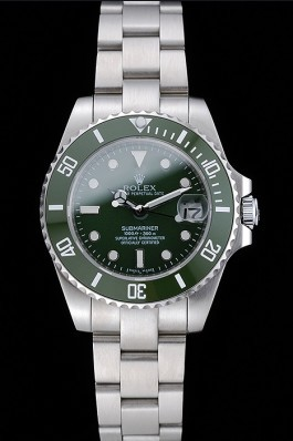 Rolex Submariner Green Dial Stainless Steel Bracelet 1454151 Rolex Submariner Replica