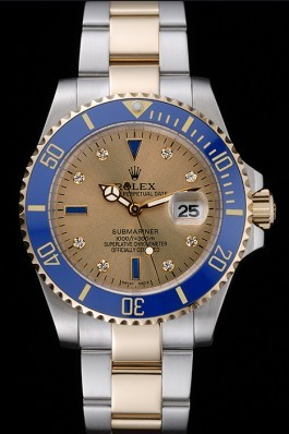 Stainless Steel Band Top Quality Gold Submariner Luxury Watch 5251 Rolex Submariner Replica