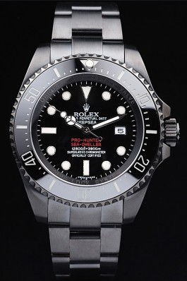 Rolex Swiss DeepSea Jacques Piccard Limited Rolex Replica