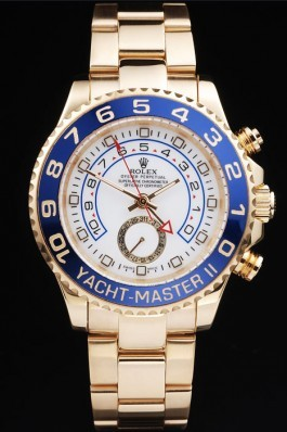 Gold Stainless Steel Band Top Quality Rolex II Yellow Gold Luxury Watch 237 5150 Rolex Replica Cheap