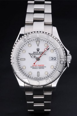 Yacht-Master Luxury Top Quality Silver Watch 5279 Replica Rolex