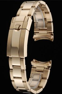 Rolex Yellow Gold Link Bracelet 622486 Replica Rolex Bracelet