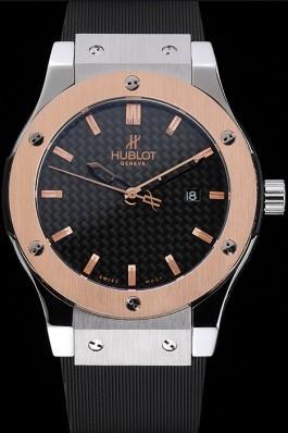 Swiss Hublot Classic Fusion Ceramic King Gold shb02 621395 Hublot Replica Watch