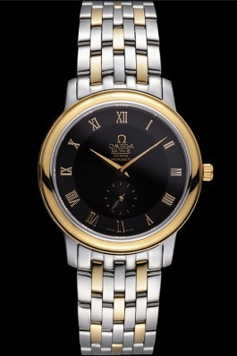 Swiss Omega Deville Co-Axial-som146 621606 Omega Replica Watch