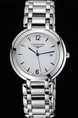 Longines PrimaLuna Stainless Steel Case 622589 Longines Replica Watch