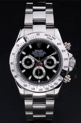 Stainless Steel Band Top Quality Silver Daytona Luxury Watch 5252 Rolex Daytona Replica