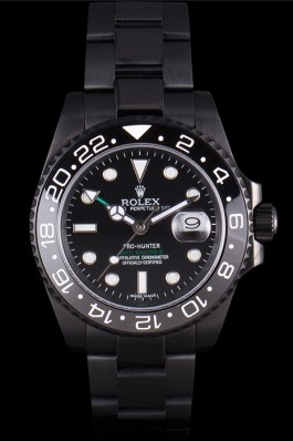 Rolex GMT Master II Full PVD Pro-Hunter Edition Rolex Replica Gmt