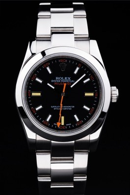 Stainless Steel Band Top Quality Rolex Silver Luxury Watch 5245 Luxury Watch Replica