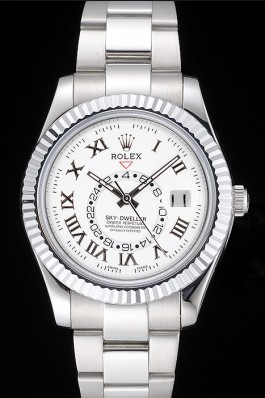 Rolex Sky Dweller Oyster Perpetual Special Edition 2012 Stainless Steel 80242 Cheap Replica Rolex